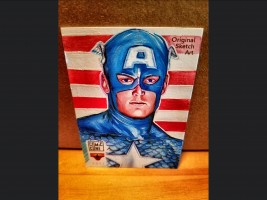 PSC (Personal Sketch Card) by  * Artist Not Listed